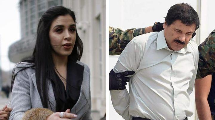 Emma Coronel traiciona a 'El Chapo': Busca ser testigo protegido en contra de su esposo