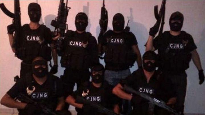 VIDEO: Así es el imponente convoy que usa el CJNG durante sus violentos ataques en Michoacán