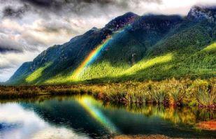 ¡Hermosos y multicolor! Averigua algunos datos curiosos de los arcoíris