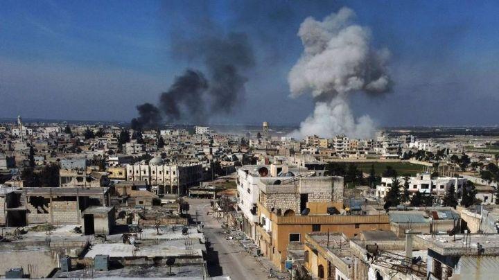 """""""Habrá consecuencias"""", advierte Siria tras ataques de EU, donde al menos hubo 17 muertos"""