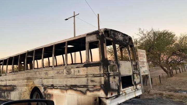 Terrorífico amanecer en el Valle de Empalme y Guaymas: Se registran incendios y 'levantones'