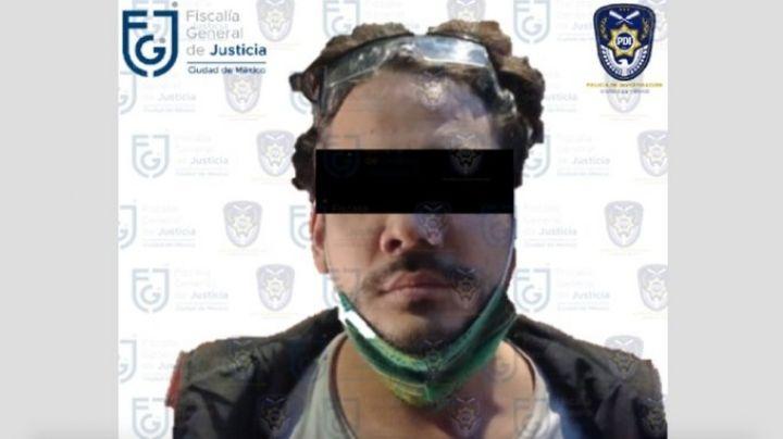 Golpe a 'Rix': El youtuber se quedará tras las rejas en CDMX por violación a Nath Campos