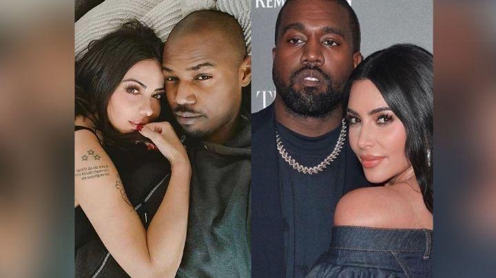 Jimena Sánchez y su novio son comparados con Kim Kardashian y Kanye West por esta razón