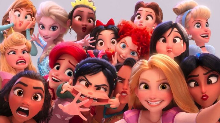 ¡Simplemente genial! Estos diseños de uñas inspirados en las princesas Disney te encantarán