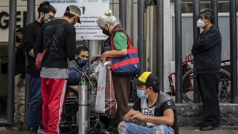 SSA confirma 184 mil 474 decesos y 2 millones 271mil 808 contagios por Covid-19 en México