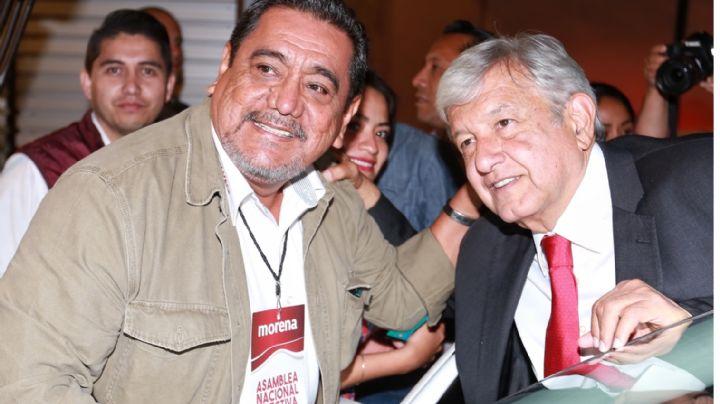"""""""Hay Toro"""": La cínica respuesta de Salgado Macedonio al despojo de su candidatura"""
