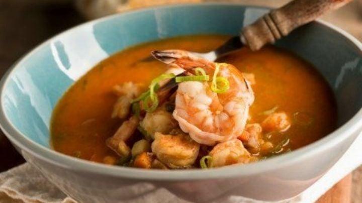 ¡Delicioso! Los beneficios del caldo de camarón lo harán tu platillo favorito de la Cuaresma
