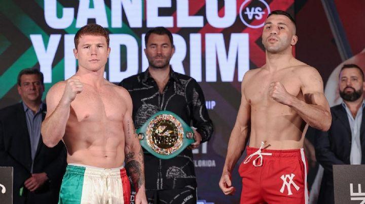 Avni Yildirim, el rival del 'Canelo' Álvarez lleva ¡dos años sin pelear!