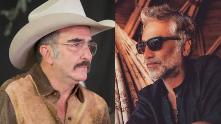 'El Potrillo' manda 'mensajito' a Vicente Fernández Jr. y recibe contundente respuesta
