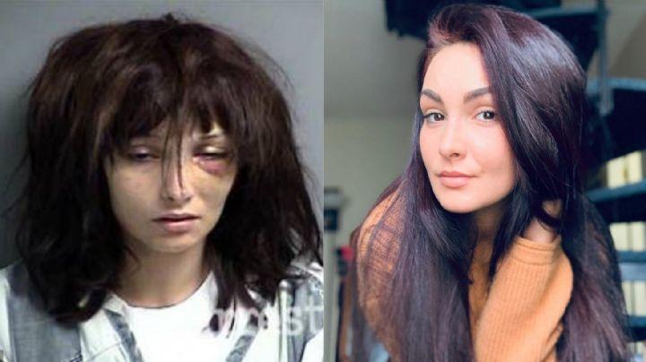 """""""Empecé con crack y heroína a los 15 años"""": El increíble cambio de una exadicta a las drogas"""