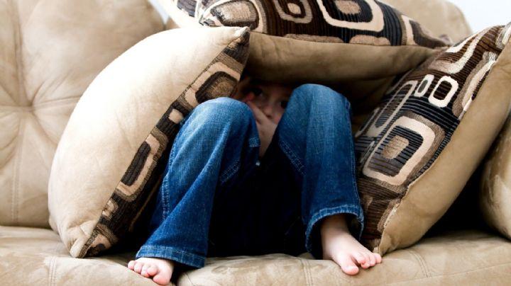 ¡Alerta padres y madres! Estos síntomas delatarían que tu hijo padece ansiedad infantil