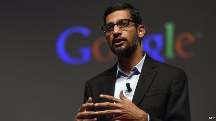 ¡Increíble! Esto es lo que gana el director de Google; es el CEO mejor pagado de EU