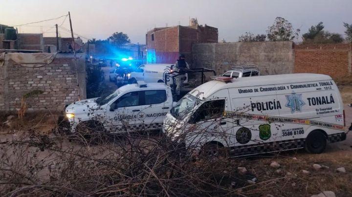 Caos en Jalisco: Con armas de grueso calibre, asesinan a tiros a por lo menos 11 personas
