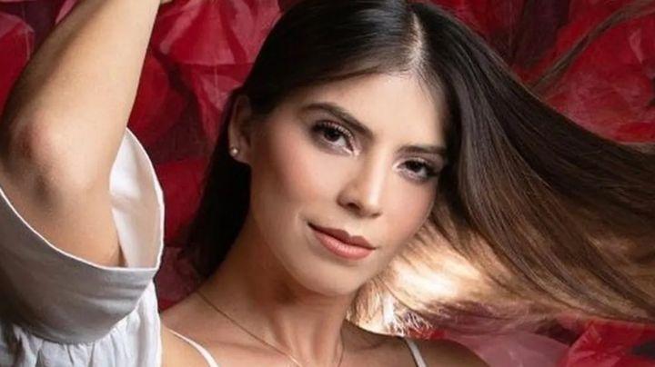 FOTO: Esmeralda Ugalde conquista a todos en Internet con su alucinante 'look'