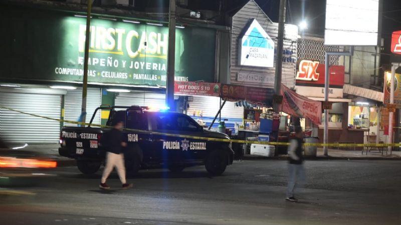Cajeme: Ataque armado en carreta de hot dogs deja a un joven gravemente herido