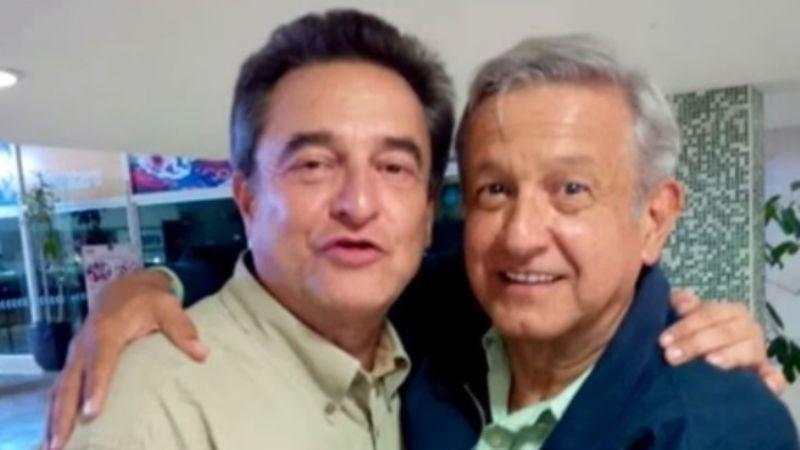 Pío López Obrador, el hermano incómodo de AMLO, enfrenta al INE y la FGR