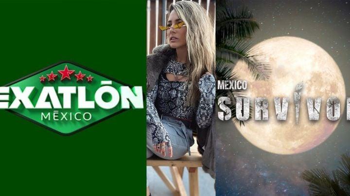 """¡Adiós 'Exatlón' y 'Survivor'! Ximena Duggan revela la """"fusión"""" de ambos realitys de TV Azteca"""