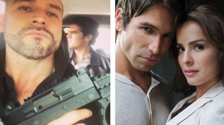 Antes de Televisa y 'El Señor de los Cielos', así era la vida de Rafael Amaya; sufrió carencias