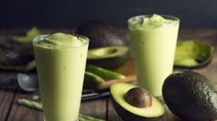 Disfruta de la bebida más nutritiva con este sorpréndete 'smoothie' de aguacate
