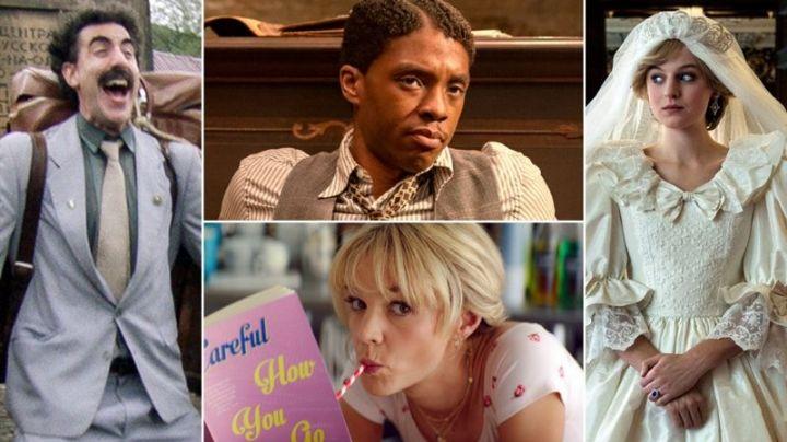 Golden Globes 2021: Lista de los galardonados como lo mejor del cine y televisión