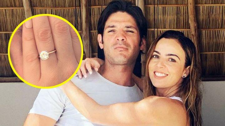 ¡Boda en camino! Mariana Torres, actriz de Televisa, recibe anillo de compromiso