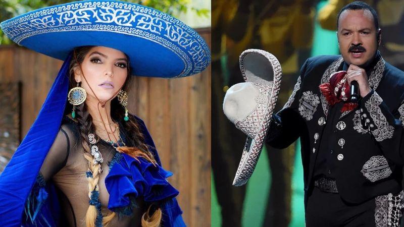 ¡De no creerse! Pepe Aguilar le expresa total admiración a Ana Bárbara por esto