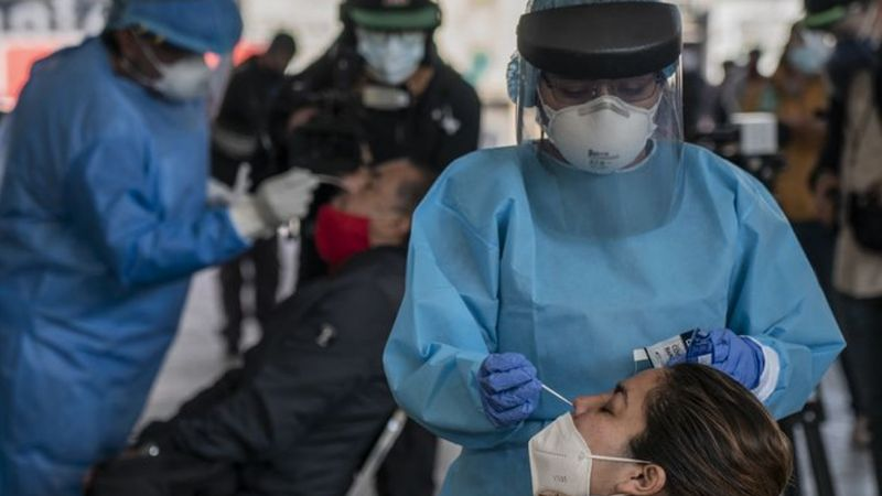 En 24 horas, Sonora suma ocho fallecimientos y 96 casos nuevos de coronavirus