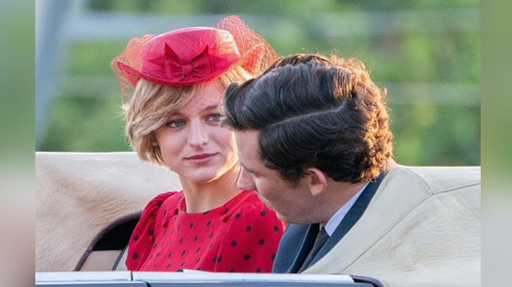 Golden Globes: 'The Crown' domina las nominaciones con Emma Corrin como Lady Di