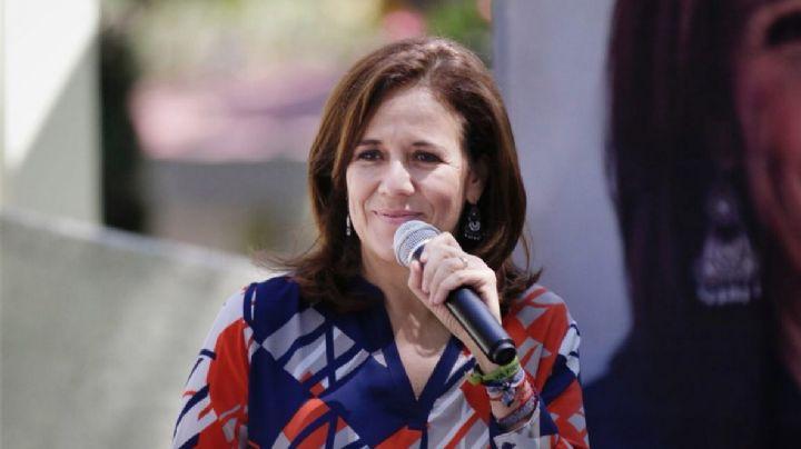 Margarita Zavala vuelve al PAN; irá por diputación federal en la alcaldía Miguel Hidalgo