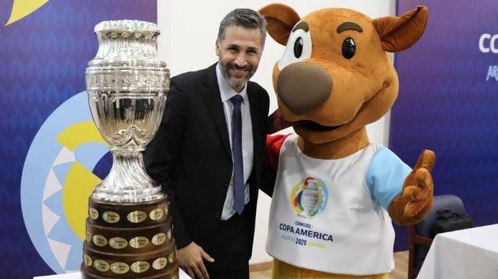 La Copa América se llevaría a cabo sin público en la ciudad de Bogotá