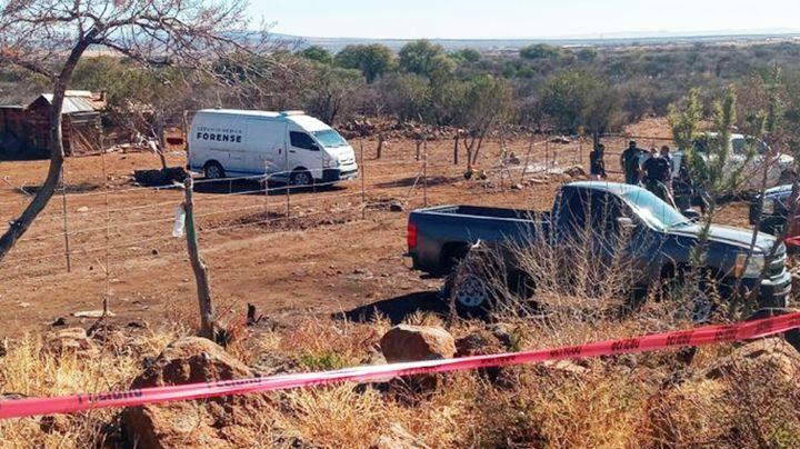 Niño indígena de 2 años es hallado completamente calcinado al sur de Chihuahua