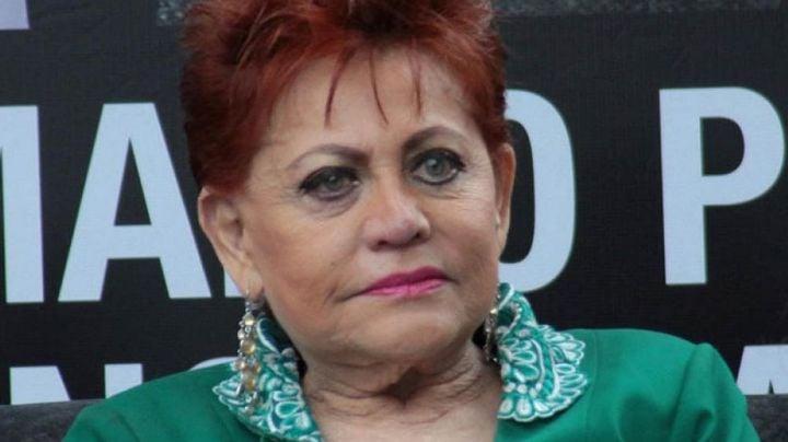 Tras vivir solo con 4 mil pesos al mes y perder su casa, Imelda Miller reaparece con gran noticia