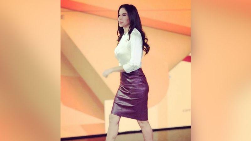 """Paola Rojas luce su mejor ángulo desde Televisa y paraliza Instagram: """"Sí me caso"""""""