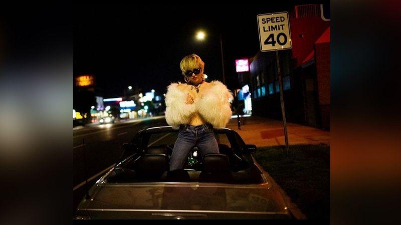 Miley Cyrus muestra su impresionante preparación para aparecer en el Super Bowl