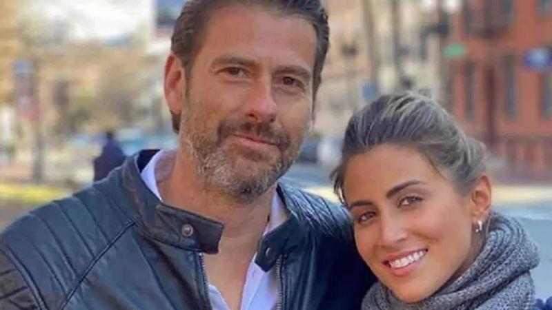 VIDEO: Videgaray mete tremendo susto a Sofía Rivera Torres al esconderse en su camerino