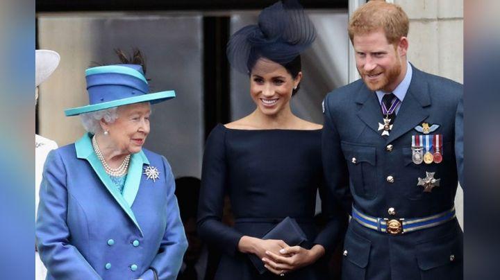 Reina Isabel II decida: Continúa con el 'castigo' del Príncipe Harry y Meghan Markle