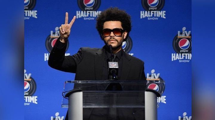 Super Bowl: Para su show de medio tiempo, The Weeknd daría exorbitante suma