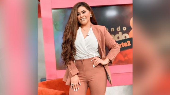 """""""Güicha Domínguez"""": 'Gomita' se luce con extravagante 'look' y la destrozan en Instagram"""