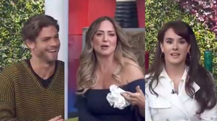 VIDEO: Legarreta habla de más en 'Hoy' y confirma romance entre Pancheri y Gala Montes