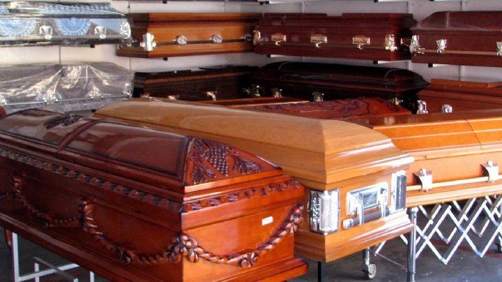 En plena crisis Covid-19, sancionan a más de 100 funerarias por estas razones