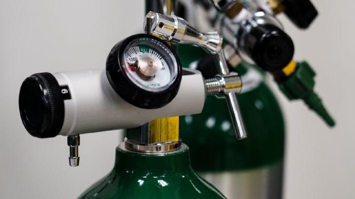 Profeco: Conoce los puntos oficiales para recargar tanques de oxígeno en CDMX