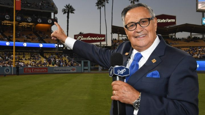 Jorge Jarrín le dice adiós a los Dodgers luego de nueve años de locutor