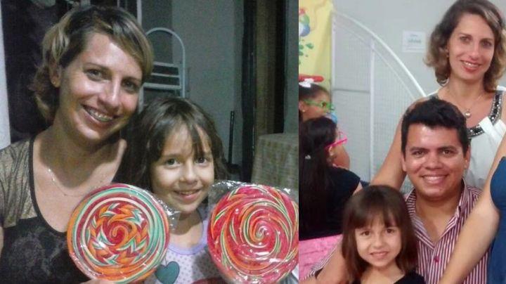 Tras meses desaparecidas, hallan muertas a madre e hija; su ex las enterró en su patio