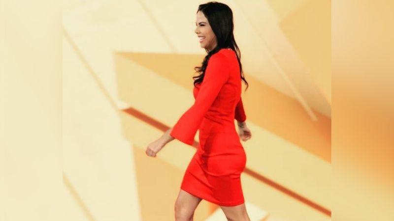 Paola Rojas se pone su pantalón de cuero más coqueto y enloquece a Instagram