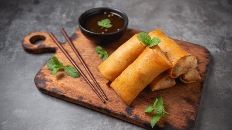 El sabor de la comida china hasta tu casa: Prepara unos ricos rollos primavera