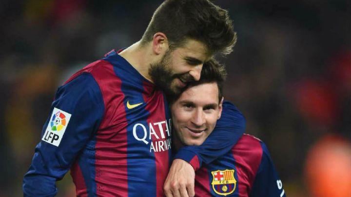 ¿Lionel Messi se queda en el Barcelona? Esto dice Gerard Piqué