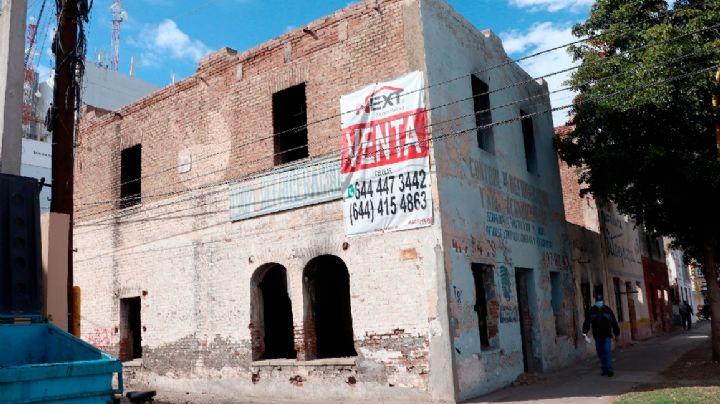 """""""¡Por años en el abandono!"""": Edificios son un problema de inseguridad en Cajeme"""