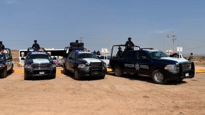 Caborca: Comando armado priva de la libertad a un hombre frente a su familia