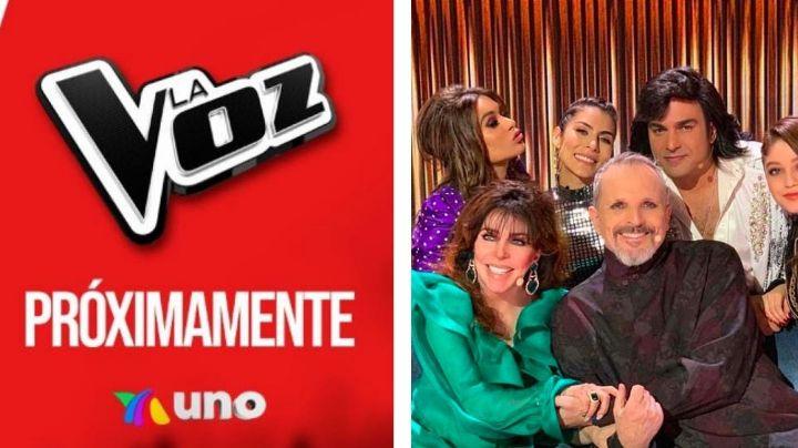 De Televisa a TV Azteca: Destapan a los 4 coaches de 'La Voz' y fecha de estreno