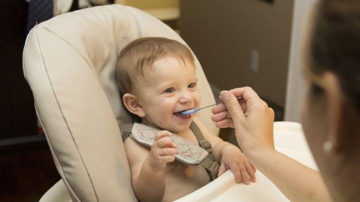 ¡Ten cuidado! Algunas papillas industriales para bebé podrían contener sustancias tóxicas